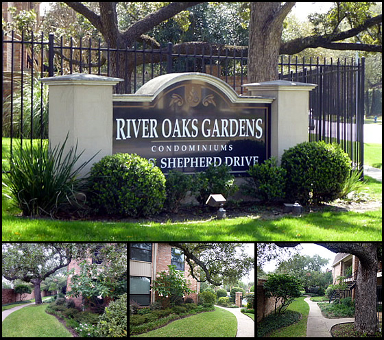 River Oaks Garden Condominiums
